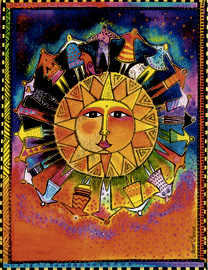 Laurel Burch Harmony